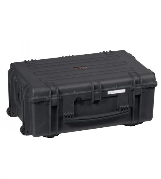 Explorer Koffer 7630 schwarz geschlossen