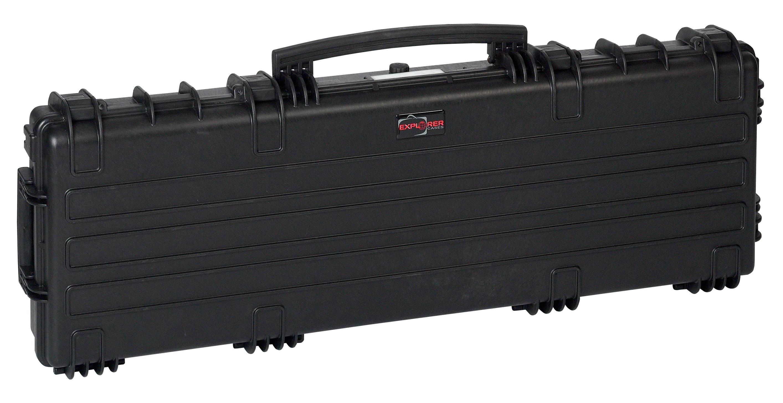 Explorer Koffer 11413 schwarz geschlossen