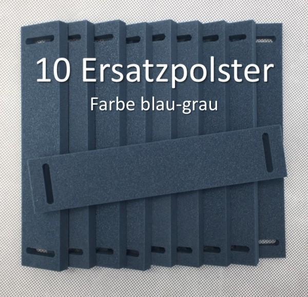 Ersatzpolster 10er Set